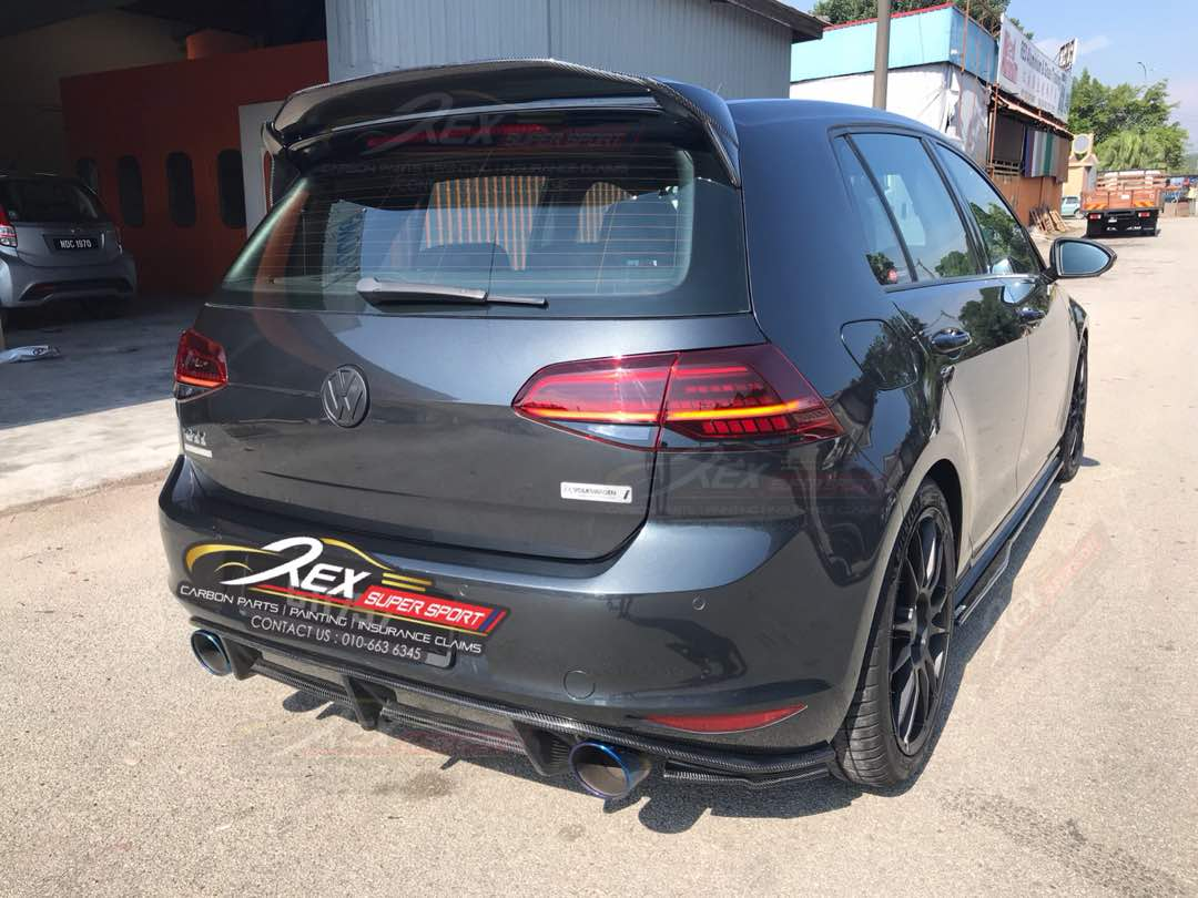 Volkswagen MK7 Dynamic Rear Lamp