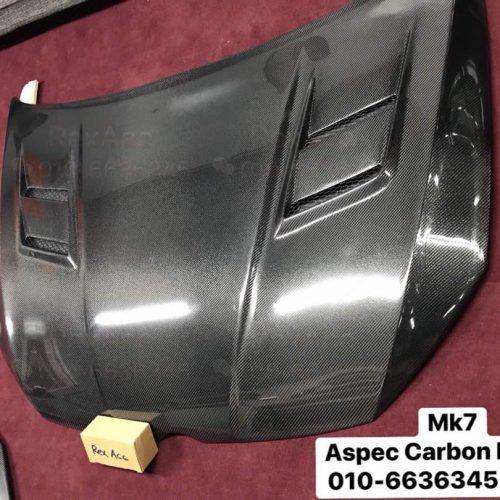 Volkswagen MK7 Aspec Bonnet