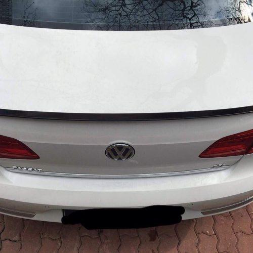 Volkswagen Passat B7 CC Spoiler