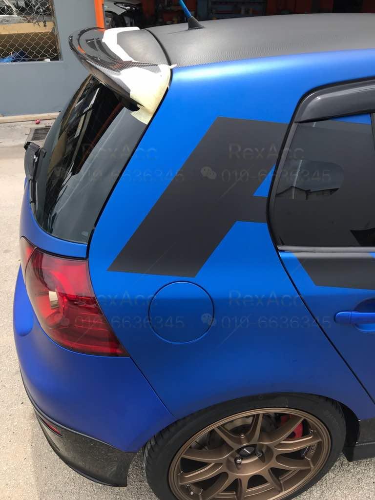 Volkswagen MK5 GTI R Spoiler