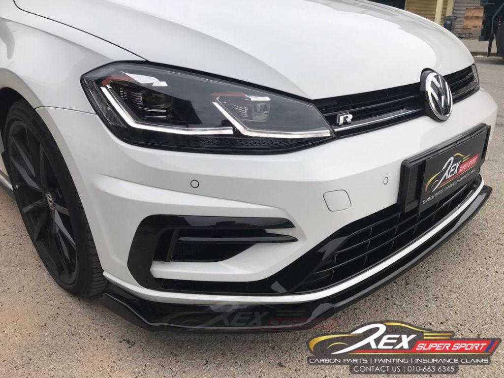 Volkswagen MK7.5 R Front Lip