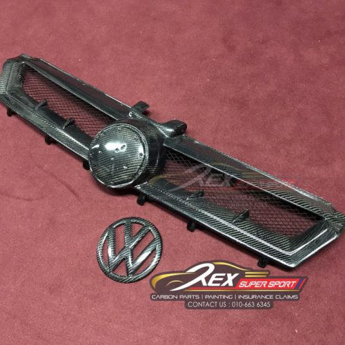Volkswagen MK7 Grill