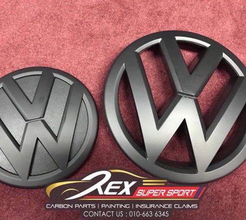 Volkswagen Polo Emblem