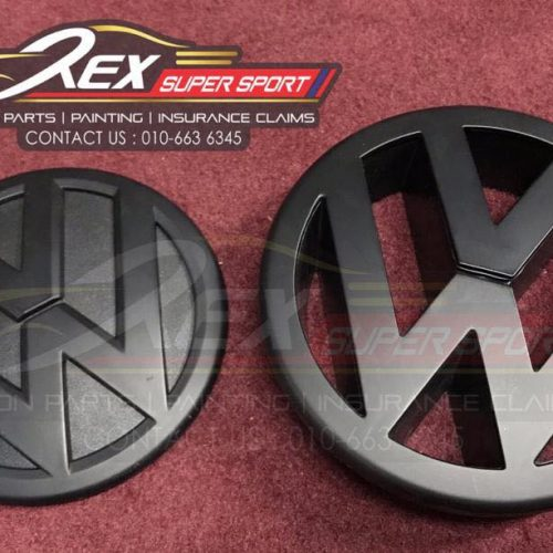Volkswagen MK5 Logo Emblem