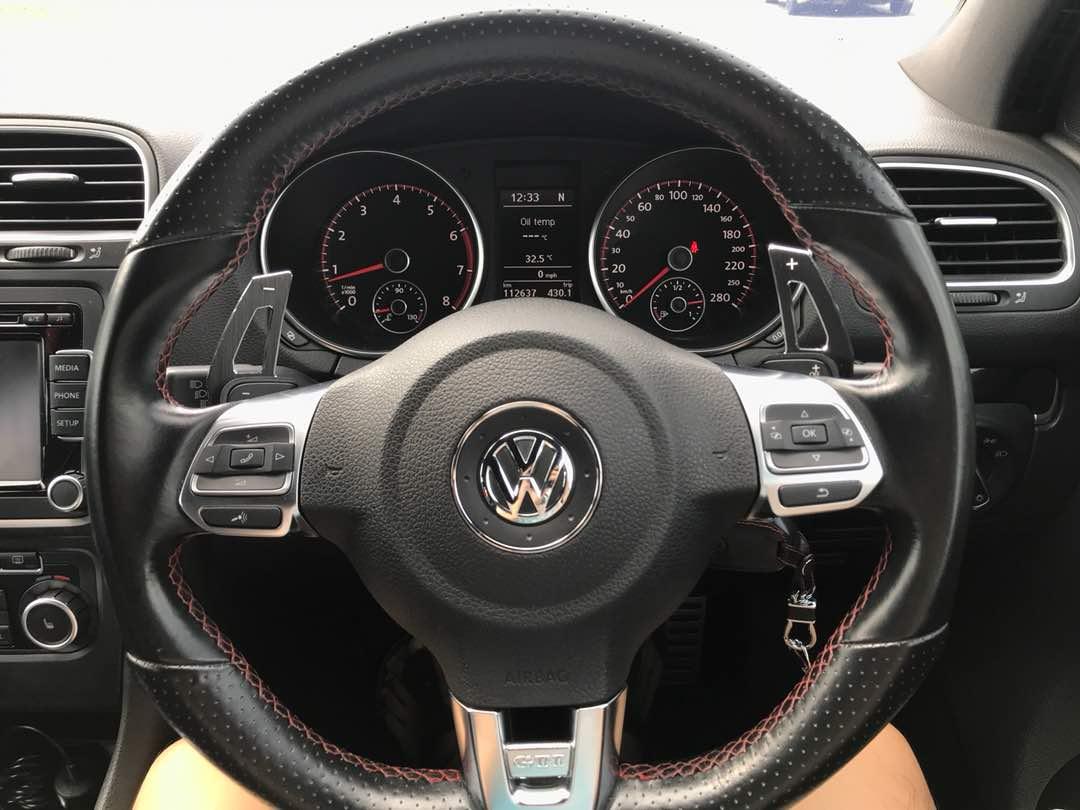 Volkswagen Passat Paddle Shift Alloy