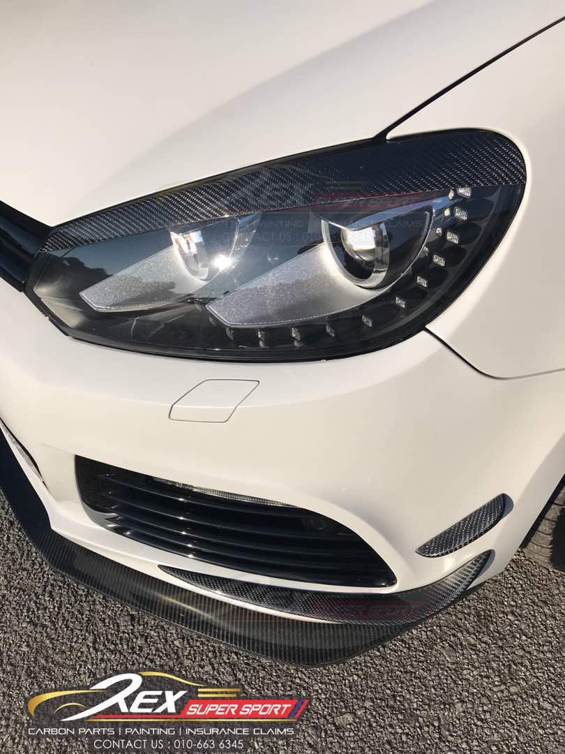 Volkswagen MK6 Eyelip