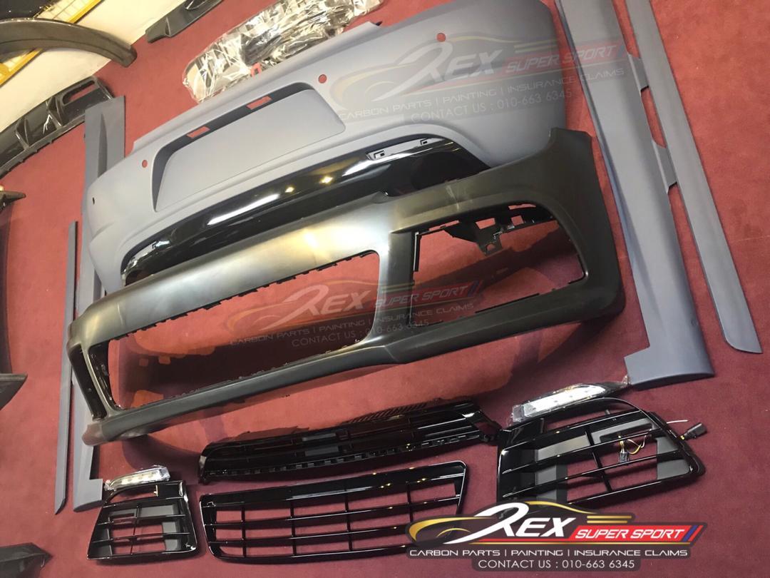 Volkswagen scirocco 1.4 & Scirocco 2.0 & Scirocco R Bodykit