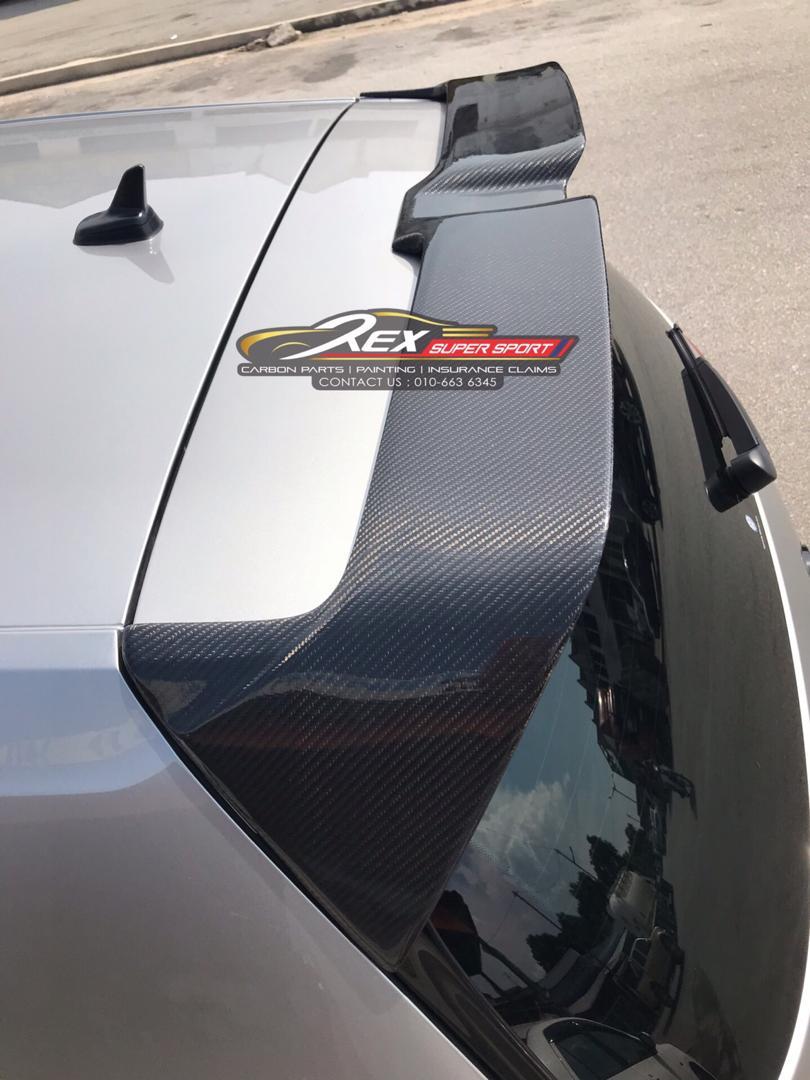 Volkswagen MK7.5 GTI & MK7.5 R OE Spoiler