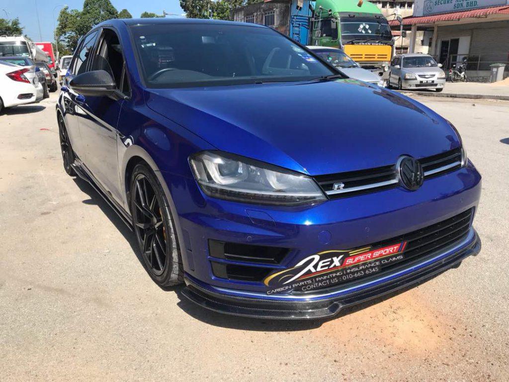 Volkswagen MK7.5 GTI & MK7.5 R Side Lip