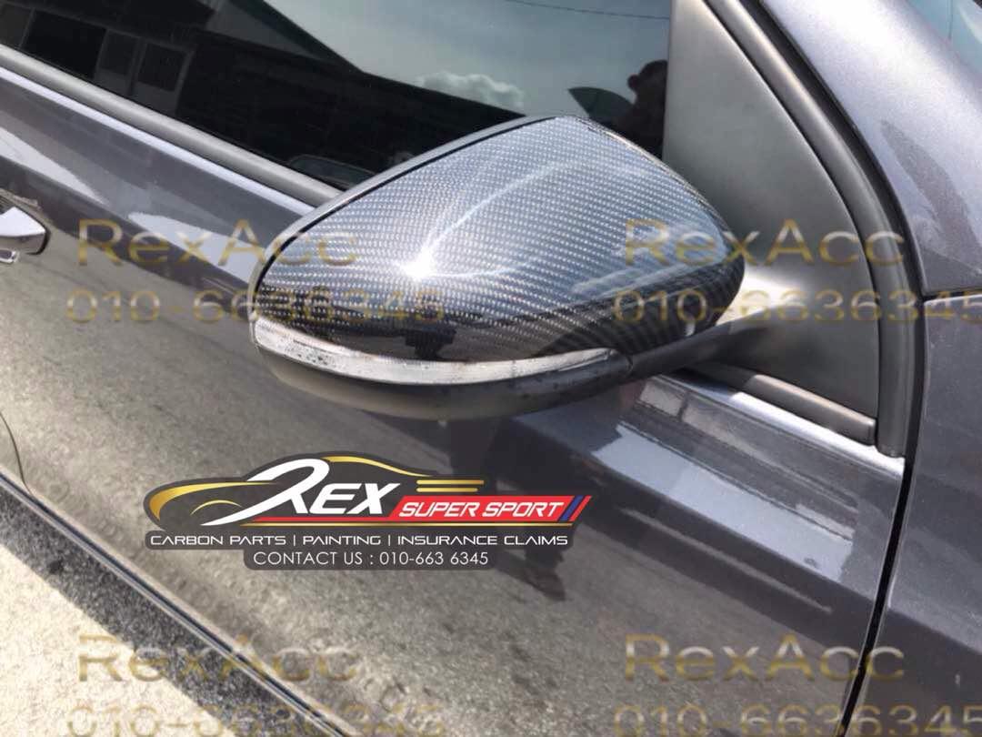Volkswagen Passat Side Mirror Cover