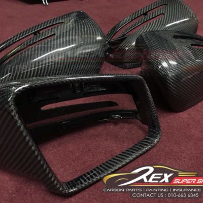 Mercedes A-CLASS W176 Side Mirror Cover