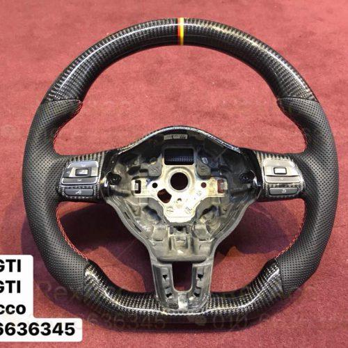 Volkswagen MK5 Carbon Steering