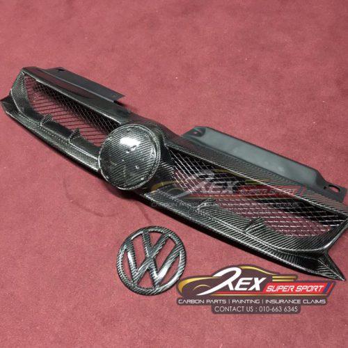 Volkswagen MK6 Front Grill