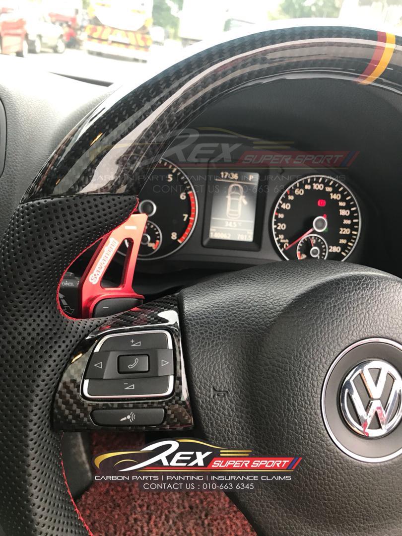 Volkswagen Passat Carbon Steering